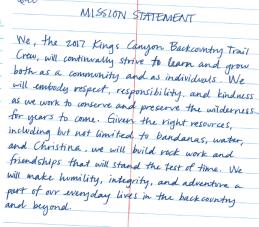 kings mission
