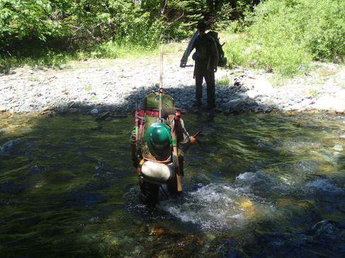 klam creek